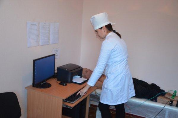 Коллектив НГЗ помог в оснащении центра первичной медико-санитарной помощи №7