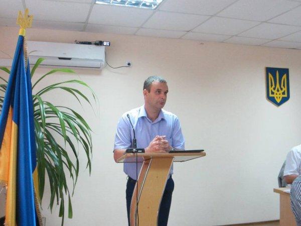Деканоидзе утвердила нового начальника южноукраинской полиции