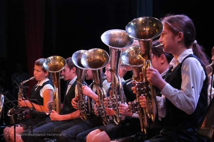 На конкурсе в Николаеве определили лучшие оркестровые коллективы области (ФОТО)