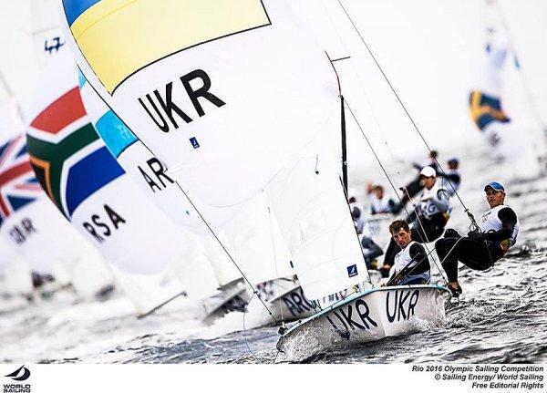 Николаевский яхтсмен не сумел пробиться в медальную гонку на Олимпиаде в Рио